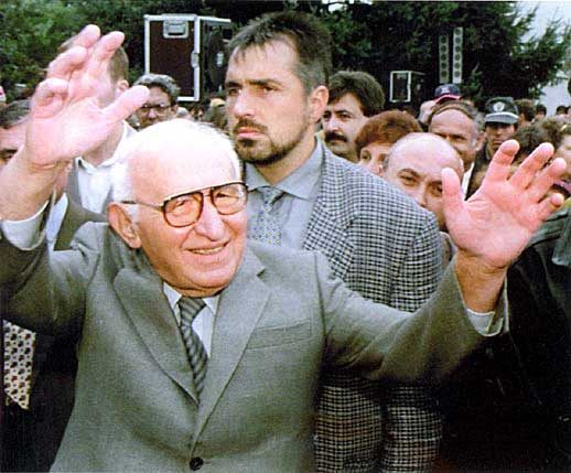 Тодор Живков, Бойко Борисов