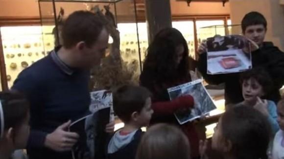 Снимка: Скрийншот от видео на Валентина Александрова