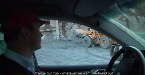 Патрик Смитьойс в кадър от филма