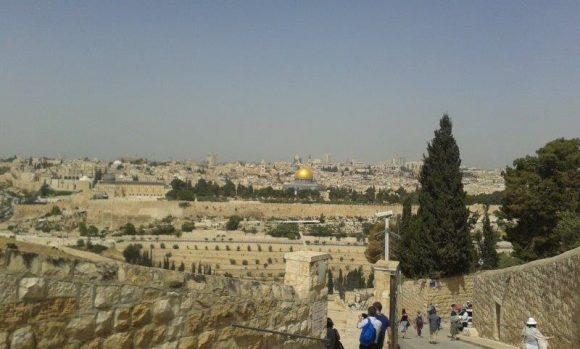 Ерусалим, Златното кубе