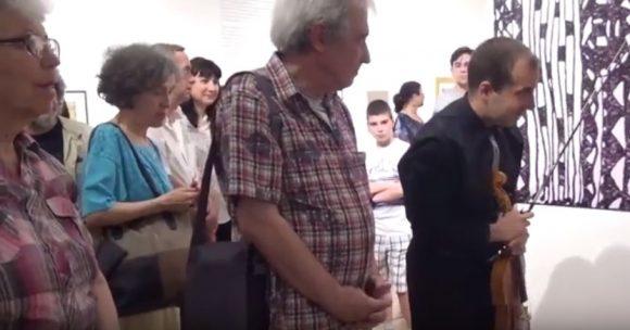 Снимка: СКрийншот от видео на Соня Анкова