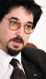 Зам.министърът на външните работи Юрий Щерк
