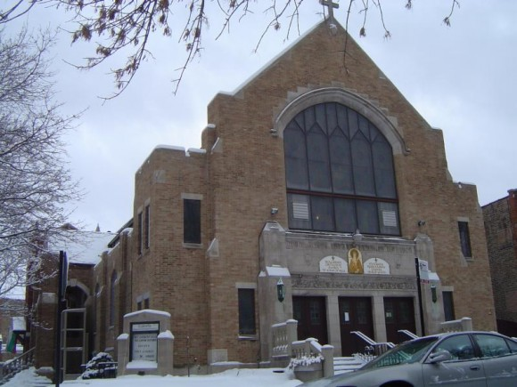 Church St John of Rila in Chicago 01