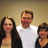 Dilyana Ivanova, Todor Petev and Tsenka Tsanova