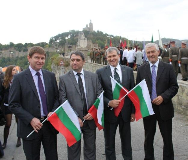Румен Христов и Емануил Йорданов - кандидати за президент и вицепрезидент на Съюз на десните сили
