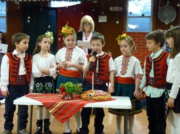 """Коледа в БУЦ """"Знание"""""""
