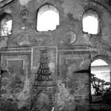 Една от стените на Караджа паша джамия. Снимка: http://islambgr.blogspot.com