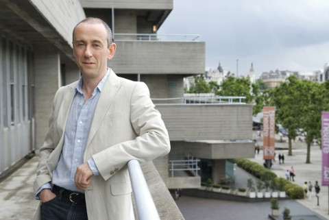Nicholas Hytner, Director of the National Theatre<br /> Photo by Charlotte MacMillan