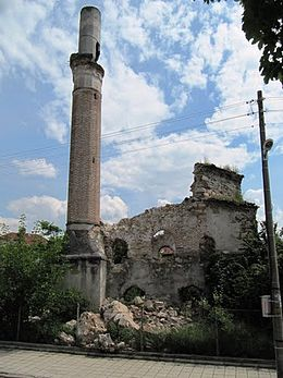 Караджа паша джамия. Снимка: Уикипедия