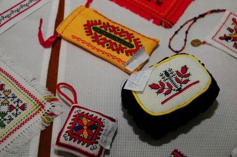 Чувашская народная вышивка. Фото: Facebook