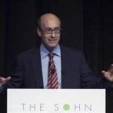 Harvard Professor and Economist Kenneth Rogoff speaks during the Sohn Investment Conference in New York, May 16, 2012. Photo: Royters