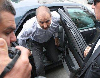Цв. Цветанов на влизане в спецпрокуратурата, Снимка: БГНЕС