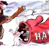 Карикатура - Христо Комарницки