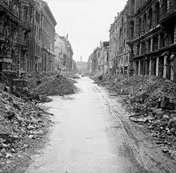 Така изглежда Берлин непосредствено след края на войната. Снимка: Уикипедия