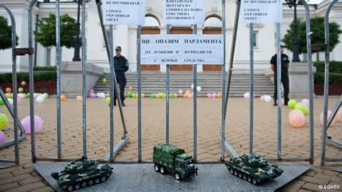 Управляващите очевидно са решили да надживеят протестите. Снимка: БГНЕС