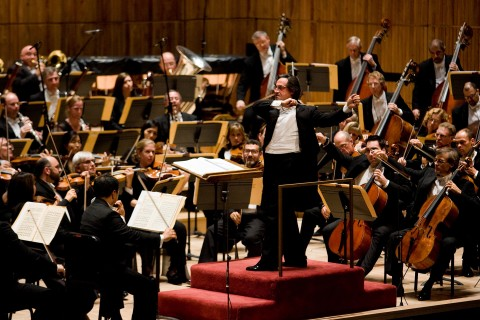 Chicago Symphony Orchestra European Tour 2007