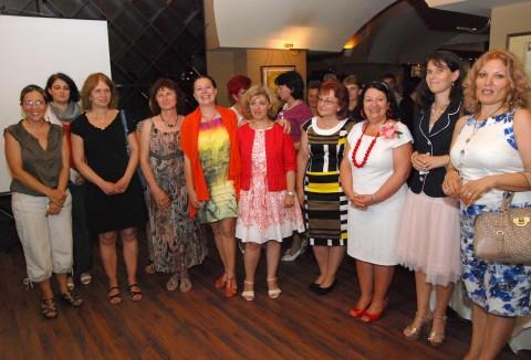 Учителките по българщина в чужбина - отново заедно.