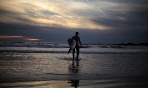 Плажът Венис е едон от най-популярните места в Лос Анджелис. Снимка: Reuters