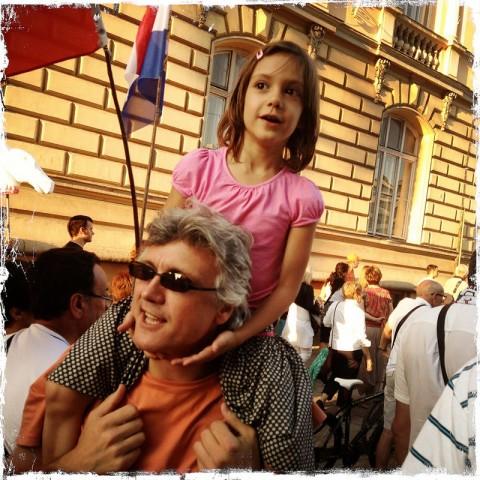 Художникът Правдолюб Иванов:Протестът е имунна система