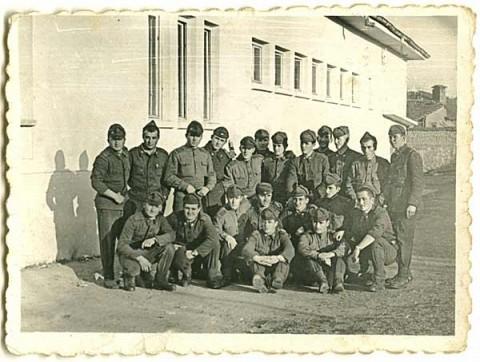 Български войници в Чехословакия през 1968 г. Снимка: e-vestnik.bg