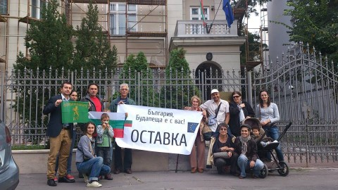 Будапеща, 22.09.2013 г.