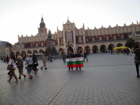 Краков, 1.09.2013 г.