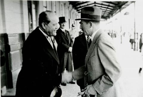 Георги Кьосеиванов и цар Борис
