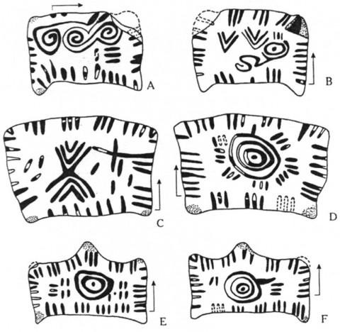 Един от най-древните календари на (прото-) траките от културата Овчарово.