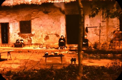 Селска къща в Южен Китай