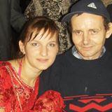 Баязид Чавуш със съпругата си. Снимка: Фейсбук