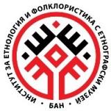 Лого на Института по етнология и фолклористика с Етнографски музей