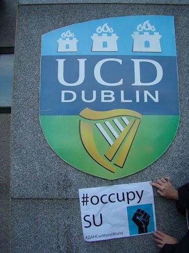 Подкрепа от Дъблин, Ирландия