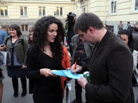 Снимка: Сергей OFFNews.bg