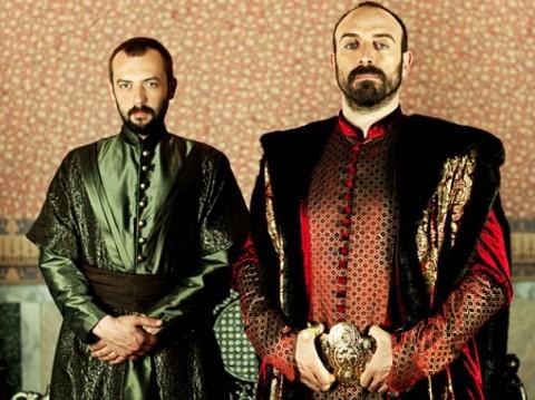 """Кадър от """"Великолепният век"""". Снимка: svejo.net"""