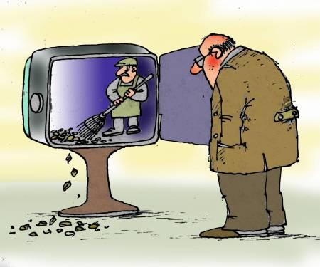 Карикатура: Николай Арнаудов, Desant.net