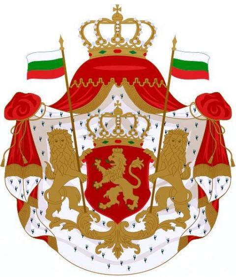 Герб от времето на Третото българско царство