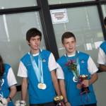 Ученици от Софийската математическа гимназия с поредните си отличия. Снимка: Dobrinovinicom.blogspot.com