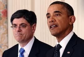 Джейкъб Лю и Обама