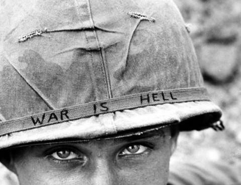 Американски войник във Виетнам. Началото на 60-те години на ХХ век