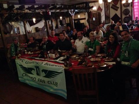 "Ресторант ""Механата"" в Дес Плейнс. Снимка: Фейсбук страница на ""Механата"""