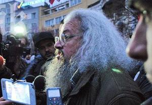 Николай Колев - Босия, който през всичките години на българския преход остана верен на себе си. Снимка: ПИК
