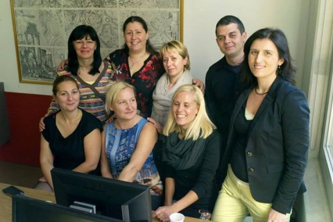 """Екипът на Българско училище """"АБВ"""", който търси още колеги"""