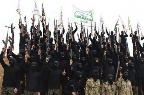 """Джихадисти от """"Ислямска държава"""""""