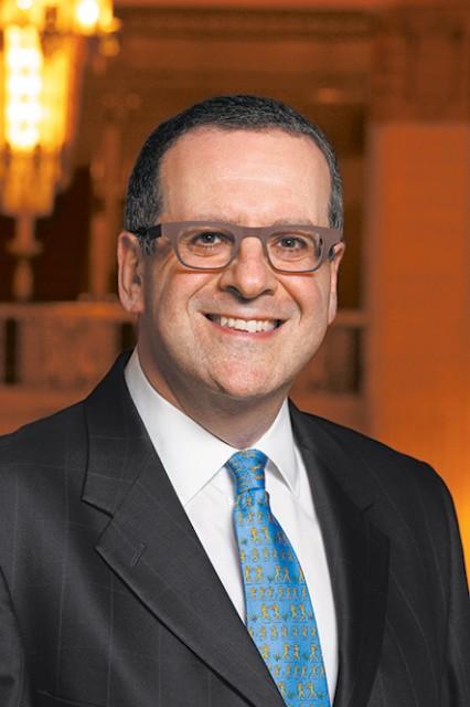 Anthony Freud, general director, Lyric Opera of Chicago Dec. 4, 2012.