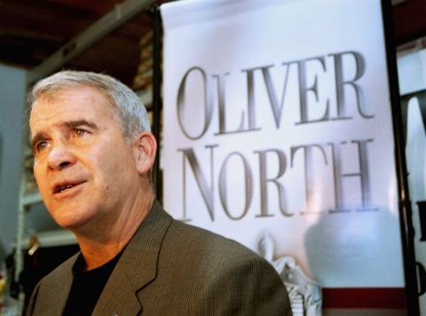 Oliver North. Photo: Mario Villafuerte, Getty Images