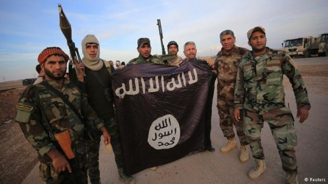 """Джихадистите от """"Ислямска държава"""" не се появиха на празно място. Снимка: Reuters"""