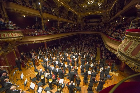 CSO At Geneva's Victoria Hall