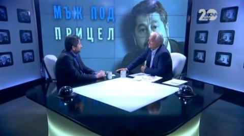 Министърът на правосъдието в студиото на предаването DIKOFF по Нова ТВ