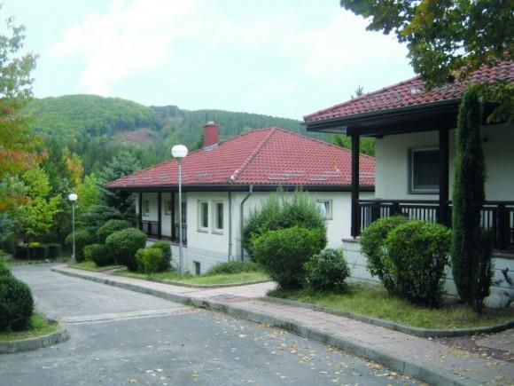 Така изглеждат къщите в SOS Детско селище Дрен, които ще бъдат изпразнени от децата, а теренът за красивото Детско селище, на който са построени тези къщи, ще бъде използван неизвестно за какво. Снимка: Zadupnitsa.com