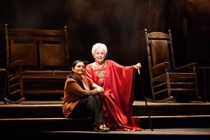 "Фредерика фон Штаде в опере ""Ковчег в Египте"" (Гранд-опера Хьюстона)"